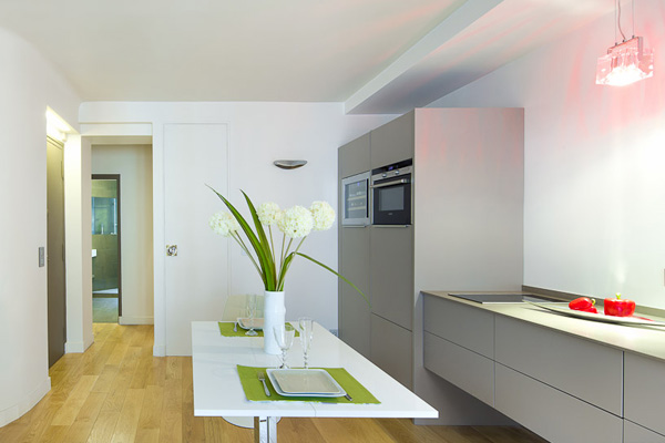 Logements filters bertina minel architecture - Appartement luxe en californie horst architects ...